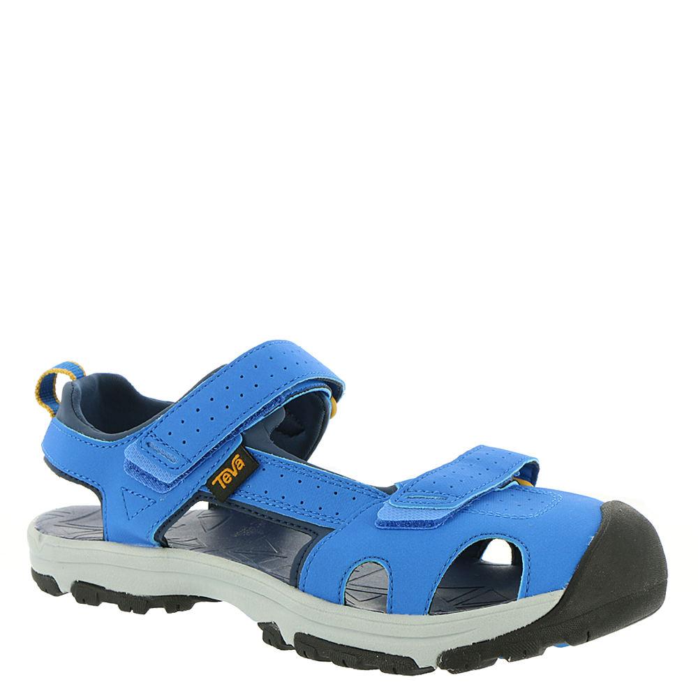 55185702dd5b Teva Hurricane Toe Pro Boys  Toddler-youth Sandal 7 Blue