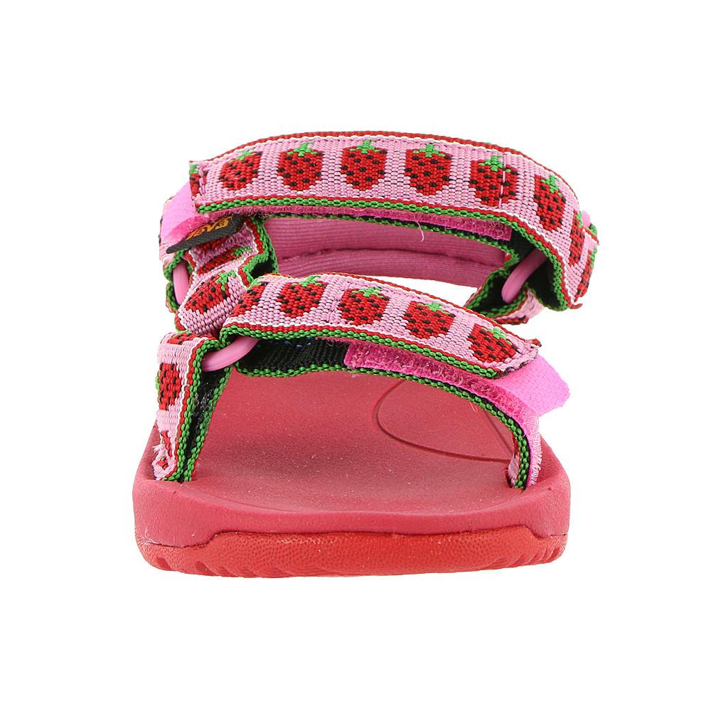 7d8fe7184ebff Kids Teva Girls Hurricane XLT 2 Strawberry Pink Size 5 M US Toddler ...