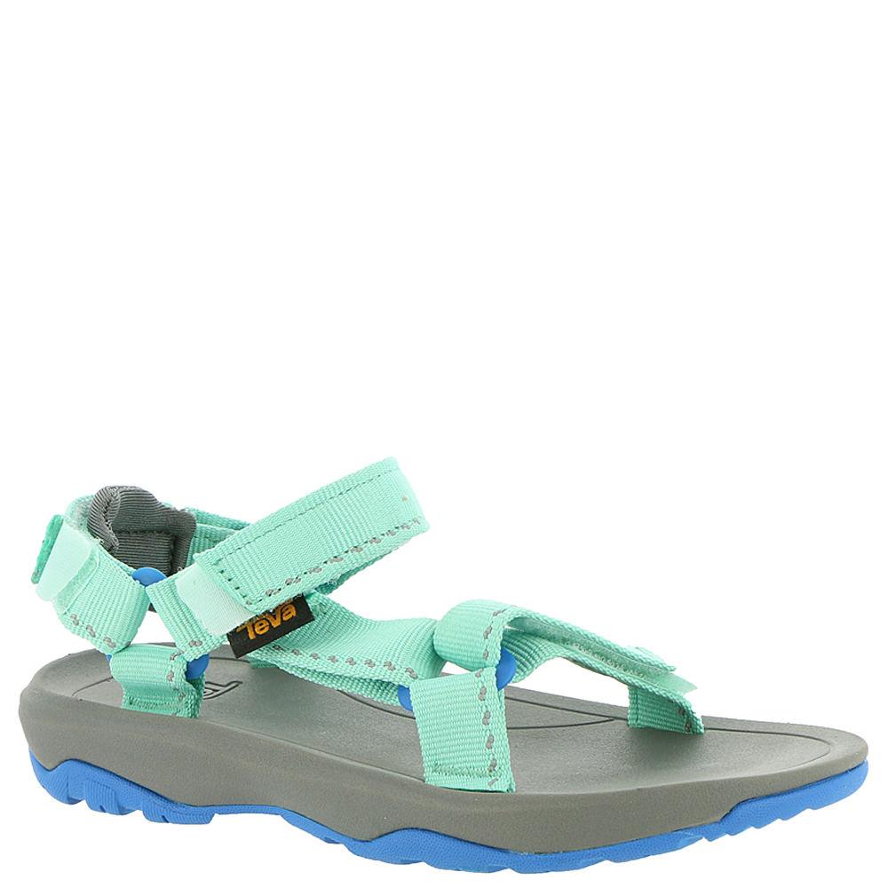 1fdd6b6ebafe Teva Hurricane Xlt2 Kids  Sandals Speck Sea Glass 1