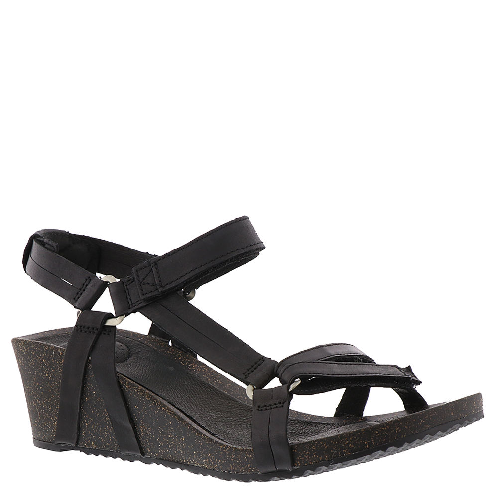 2c29f5b7a24203 Details about Teva Ysidro Universal Wedge Women s Sandal