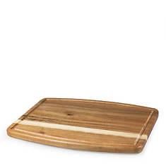 Picnic Time Ovale Acacia Cutting Board