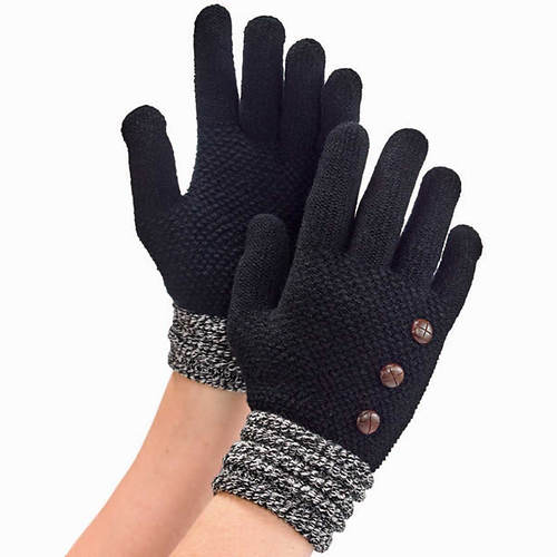 Jack & Missy Ultra-Soft Knit Gloves