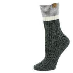 BEARPAW Women's Super Soft Crew Socks