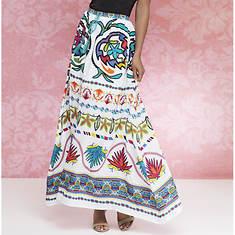 Fiesta Maxi Skirt