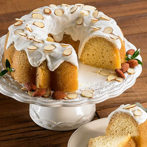 Butterscotch Schnapps Cake