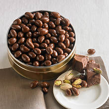 Chocolate Covered Pistachios - Milk Chocolate