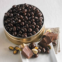 Chocolate Covered Pistachios - Dark Chocolate