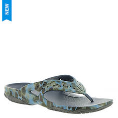Crocs™ Swift Kryptek Neptune Dock Flip (Men's)