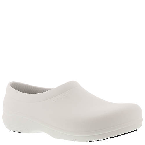 Crocs™ On the Clock Work Slip On (Unisex)