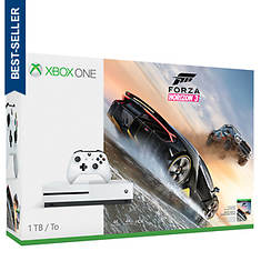 Microsoft Xbox One S 1TB Forza Horizon 3 Bundle