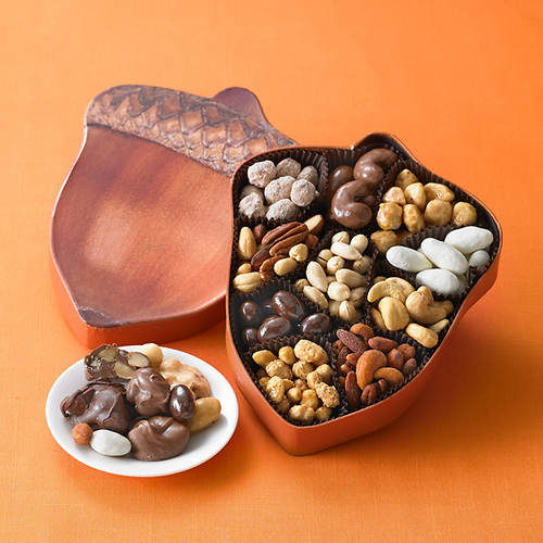 Nutty Acorn Assortments
