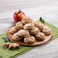 Cake Batter & Drizzled Cookies - Caramel Apple