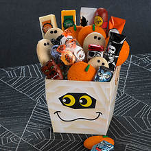 Halloween Goodie Boxes - Mummy