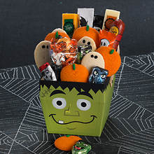 Halloween Goodie Boxes - Frankenstein