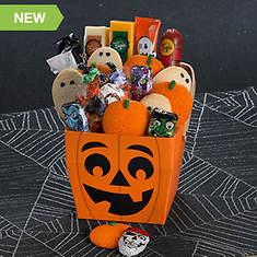 Halloween Goodie Boxes - Jack-o-Lantern