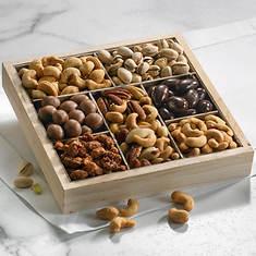 Nut Assortment Tray