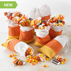 Candy Corn Gift Bags
