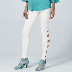 Ladder Skinny Jean