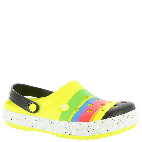 Crocs™ Crocband Color-Burst Clog (Women's)