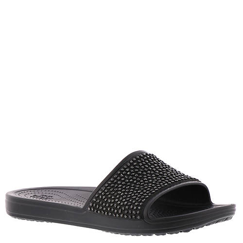 Crocs™ Sloane Embellished Slide (Women's)