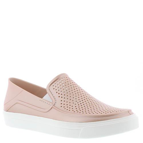 Crocs™ CitiLane Roka Metallic SlipOn (Women's)