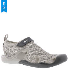 Crocs™ Swiftwater Graphic Mesh Sandal (Women's)