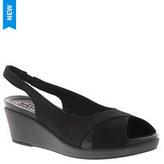Crocs™ Leigh Ann Slingback Wedge (Women's)