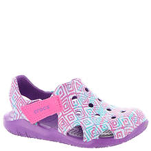 Crocs™ Swiftwater Wave Graphic (Girls' Toddler-Youth)