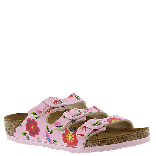 Birkenstock Florida China Flowers (Girls')