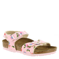 Birkenstock Rio China Flowers (Girls')