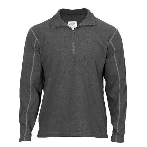 Rocky Men's Half-Zip Shirt