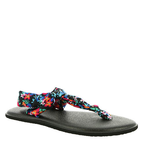 Sanuk Lil Yoga Sling Ella Prints (Girls' Youth)
