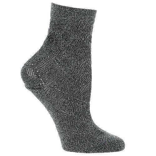 Birkenstock Women's Cotton Bling Ajour Crew Socks