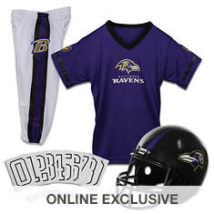 NFL-Deluxe Kids Uniform Set- Med