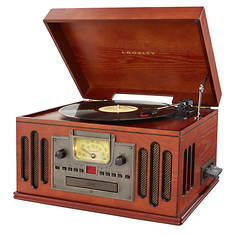 Crosley 6-In-1 Classic Music Center