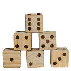 Franklin Sports Giant Wooden Dice