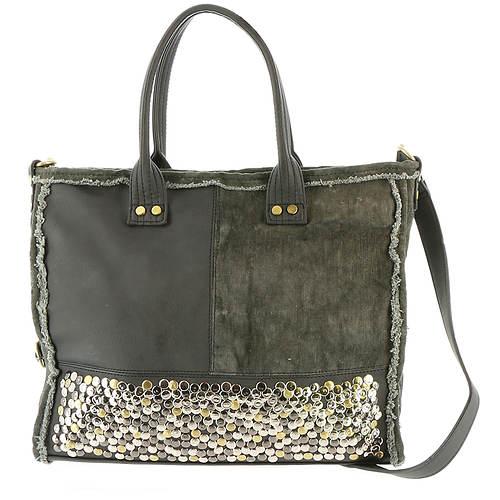 Constellation Canvas Handbag