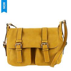 Double-Pocket Messenger Bag