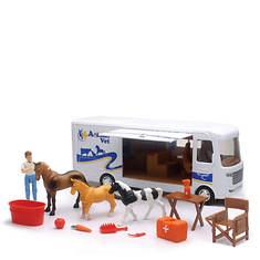 New-Ray - Country Life Horse Vet Set