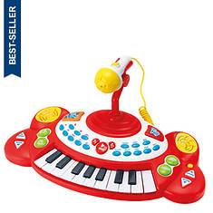 Winfun-Electric Keyboard & Microphone