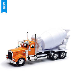 New-Ray-Die Cast Kenworth Cement Mixer