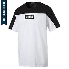 PUMA Men's Rebel Block Tee