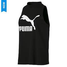 PUMA Women's Classics Logo Tank Top