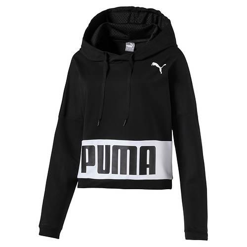 Puma Women's Urban Sports Hoody TR Jacket