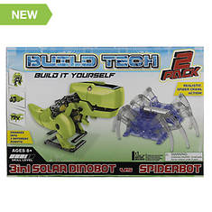 Ubuild Solar Dino & Spider Bot