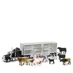 New-Ray - 1:43 Scale Livestock Playset
