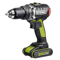 Rockwell 20V LI Brushless Drill Driver