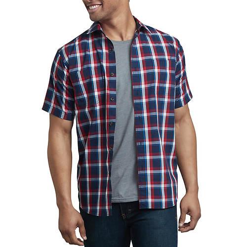 Dickies Men's Icon Yarn-Dyed Shirt