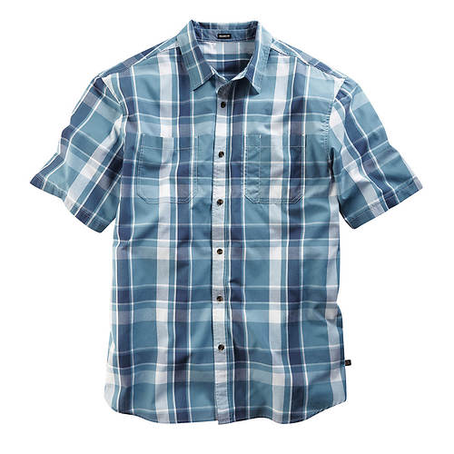 Dickies Men's Icon Yarn-Dyed Shirt