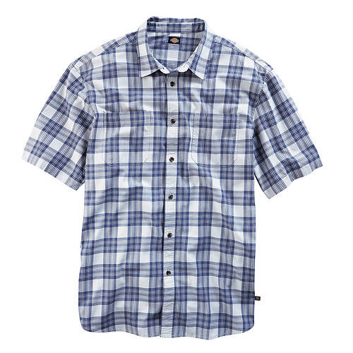 Dickies Men's Icon Yarn Dyed Cotton Shirt